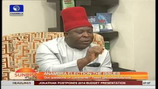 Anambra Guber Election: INEC Was Excellent -- APGA Pt.3