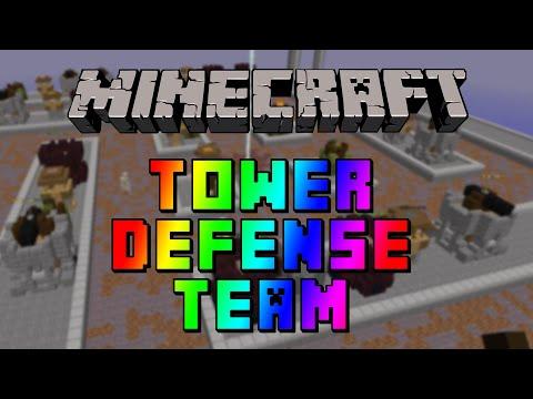 Mini-Jeu TheChunk - Tower Defense Team