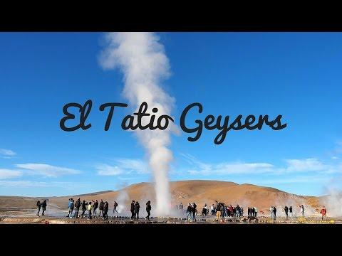 El Tatio Geysers of San Pedro de Atacama, Chile