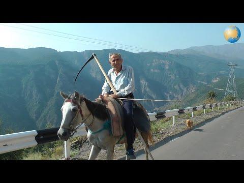 Восточная Армения. Пешком от Галидзора до Татева.