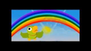How A Rainbow is Formed (Made)-Videos for Kids-Kindergarten,Preschoolers,Toddlers