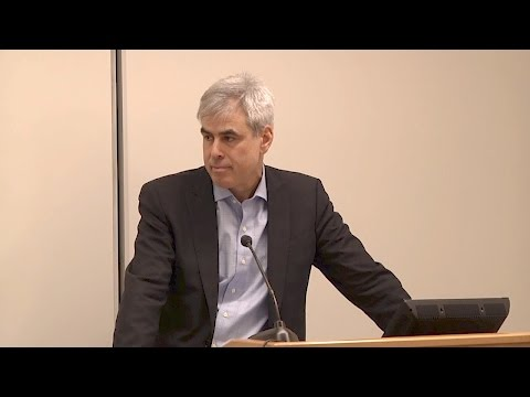"Jonathan Haidt on ""Two Incompatible Values at American Universities."""