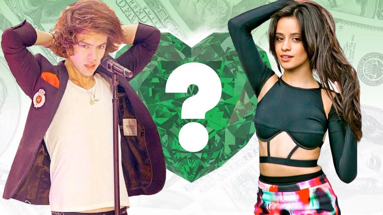 ¿Camila Cabello y Harry Styles están saliendo?