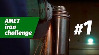 AMET iron challenge #1 Обзор термоса АМЕТ