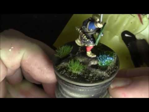 SAGA Gripping Beast 28mm Anglo-Saxon Warlord Part 3: Scenic Basing & Finale