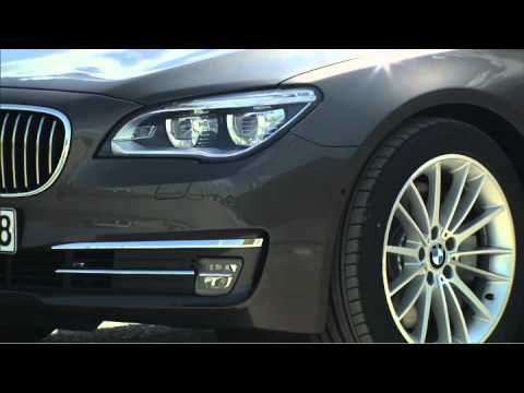 The New 2013 BMW 7-Series for Chauffeur Industry