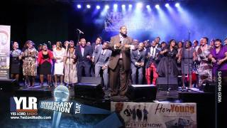 Kevin Lemons & Higher Calling LIVE at Yes Lord Radio Artist Showcase 2012