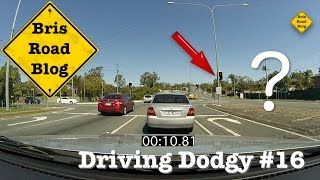 Dash Cam Brisbane - Driving Dodgy #16 - May 2017