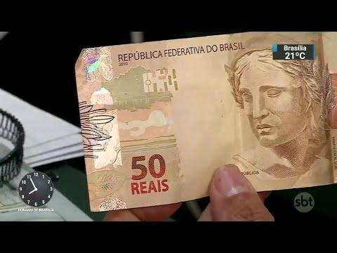 Exclusivo: SBT revela esquema de venda de notas falsas pela internet | SBT Brasil (11/08/18)