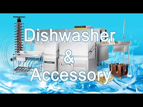 Conveyor Dishwasher With Double Dryer |  Conveyor Restaurant Commercial Dishwasher
