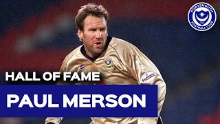 Hall of Fame 2017: Paul Merson