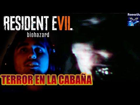 ¿QUE CLASE DE OUTLAST ES ESTE? - Resident Evil 7 Reacción Español Latino - RodoReacciones - RodozUl