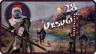 Welcome to my Let's Play of Total War: Shogun 2, playing as the Ues...