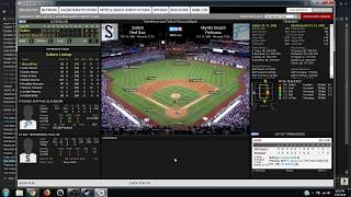 "OOTP Baseball - Myrtle Beach Ep. 11 ""If We Win 1 Tomorrow that"