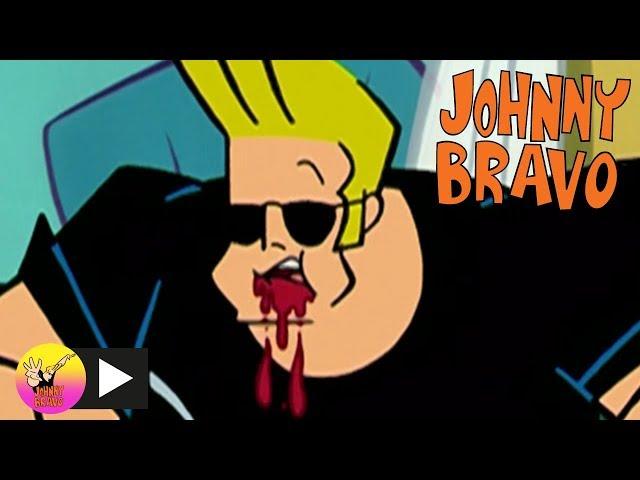 Johnny Bravo   Can't Sleep   Cartoon Network