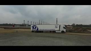 Plateforme Transport Gélin à St Sauveur des Landes