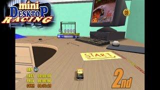 Mini Desktop Racing ... (PS2)