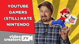 How Nintendo is (Still) Making Enemies with YouTubers