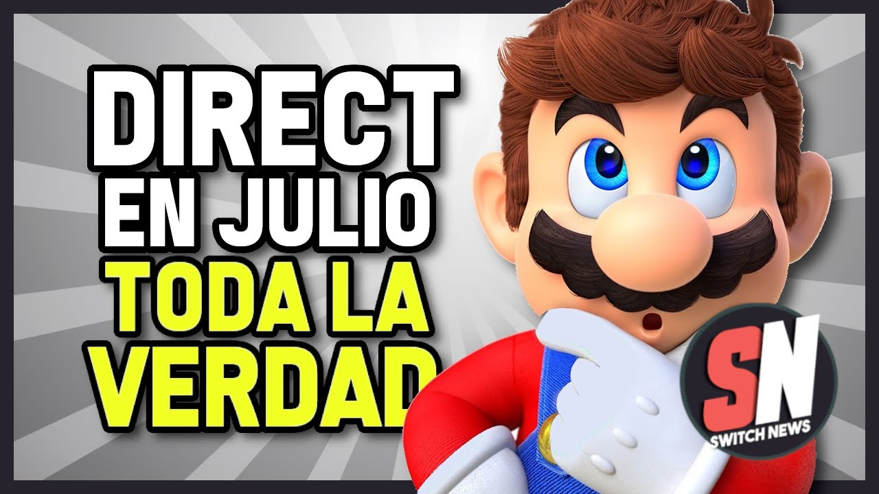 TODA la VERDAD sobre el NINTENDO DIRECT de Julio | Animal Crossing Vs The Last of Us Part II