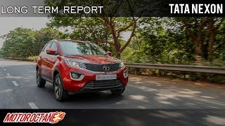 Tata Nexon - 38,000kms Long Term | Hindi | MotorOctane