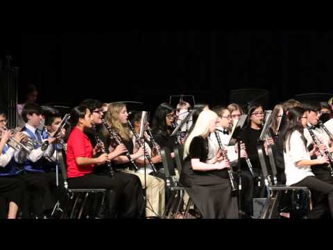 GMEA District 9 Concert Band - Red Thunder