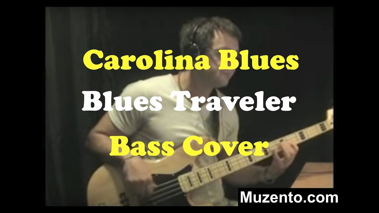 Carolina blues blues traveler bass cover youtube carolina blues blues traveler bass cover hexwebz Image collections