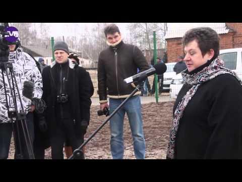 Открытие биокотельной в Меленковском районе Владимирской области