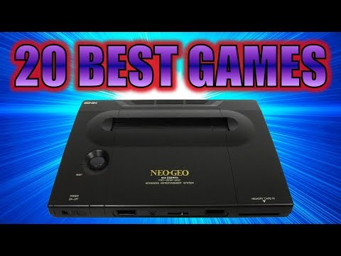 20 BEST GAMES of Neo-Geo AES / MVS (Top 20)