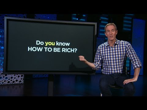 How to Be Rich Small Group Study by Andy Stanley