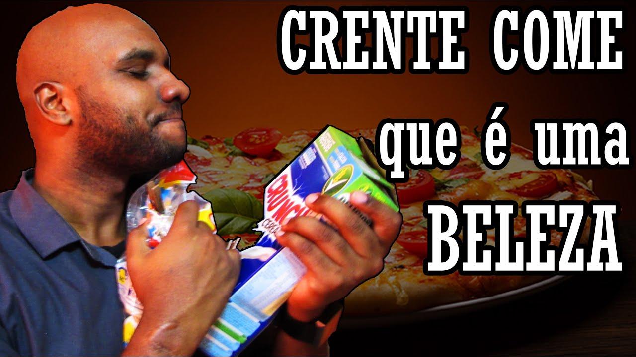 CRENTE COME QUE É UMA BELEZA | Tô Solto