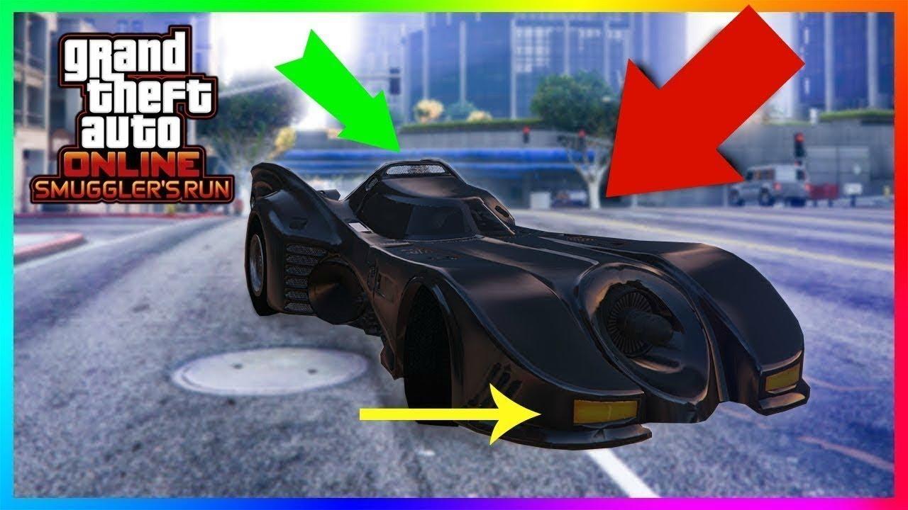 قراند5 شرح كيف تجيب سياره باتمان وتعدلها بالتحديث الجديد 1 41 الجزءالسادس Youtube