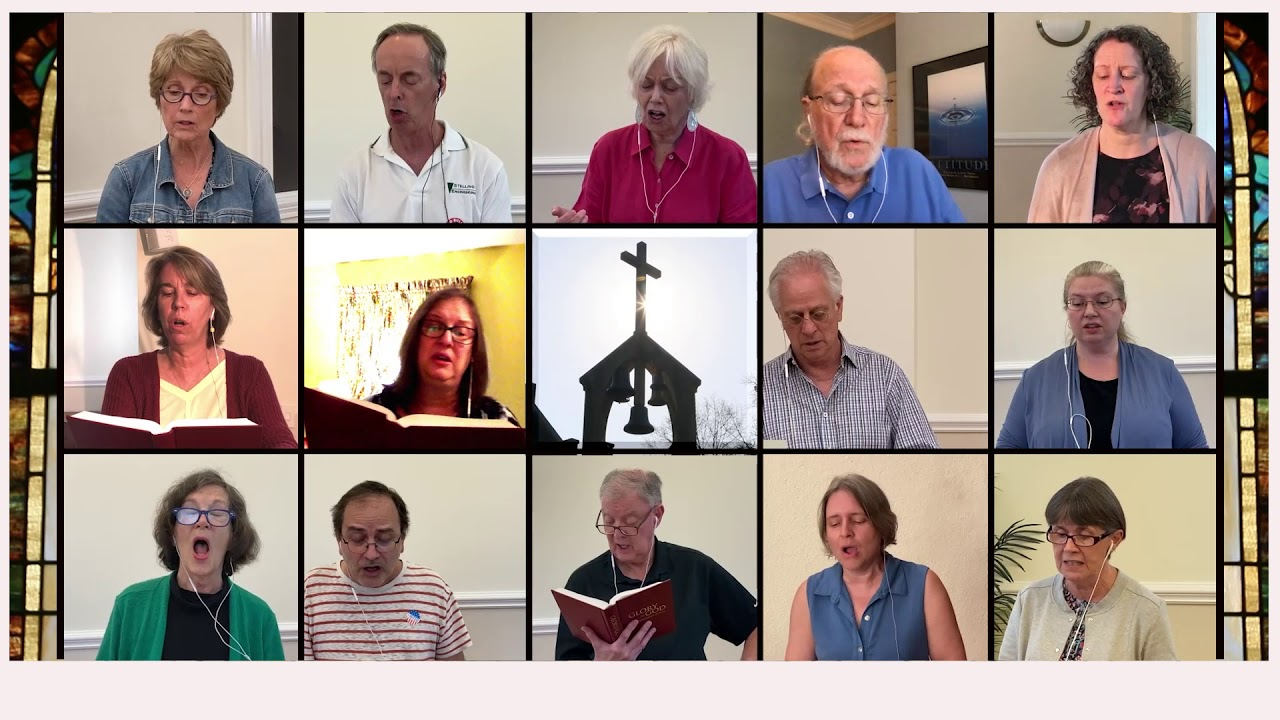 """For All the Saints"" Trinity Avenue Presbyterian Church Virtual Choir"