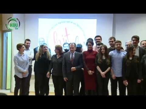 İletişim Fakültesi'ne Ödül Yağmuru | KOÜ-Kocaeli Üniversitesi