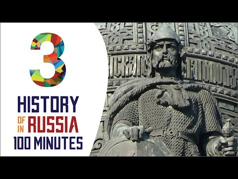 Kievan Rus - History of Russia in 100 Minutes (Part 3 of 36)