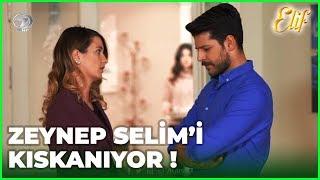 Zeynep Selimi Kıskanıyor - Elif 451.Bölüm
