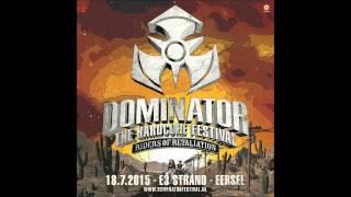 Nosferatu & Tha Playah Live @ Dominator 2015