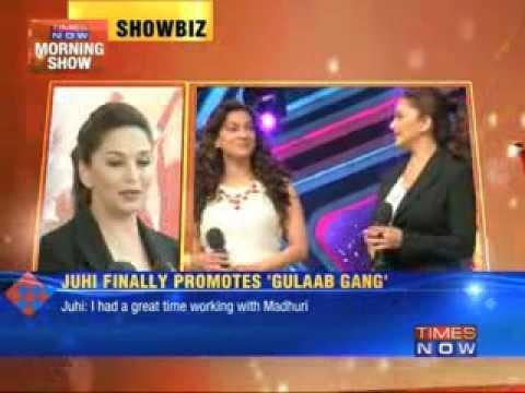 Juhi Chawla and Madhuri Dixit: A dream collaboration