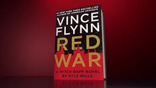 RED WAR | Book Trailer
