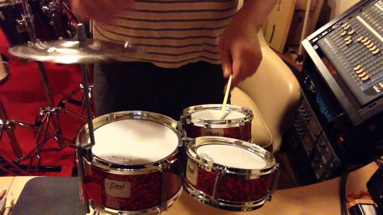 desktop drum set review youtube rh youtube com Finger Drums Tabletop Drum Set Crazy Drum Sets