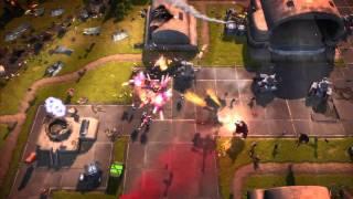 Gatling Gears - Announcement Trailer