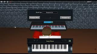 Peace Sign - Boku no Hero Academia by: Kenshi Yonezu on a ROBLOX piano.
