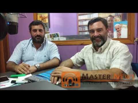 MASTER NEWS: Sebastian Hernández y Nestor Policano de 1País