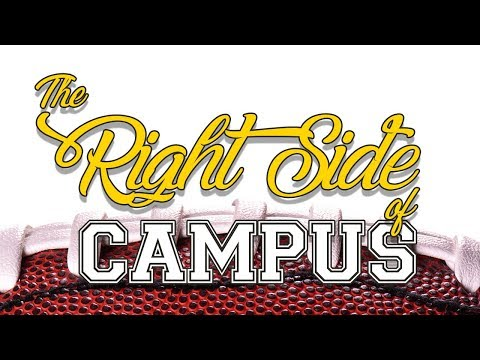 The Right Side Of Campus | Thursday Night Football, CFB & MLB Predictions