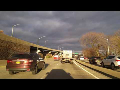 Driving from Forest Hills to Astoria in Queens,New York