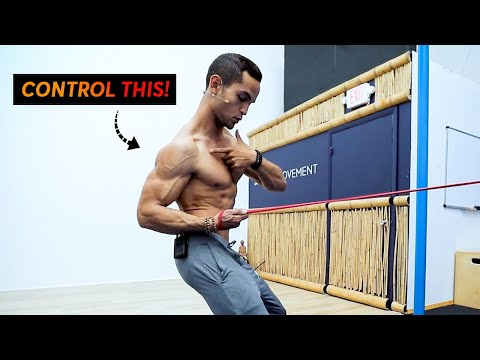 Do This Before Every Calisthenics Workout | Bodyweight Shoulder Warm Up