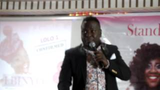 CALLIBIRD EXPLAINS HOW MMM IS HELPING LIFES - Nigeria Comedy Stand up Comedy Live Show
