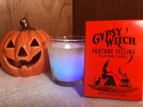 ???????? Gypsy Witch Predictions for Men & Women Oct 2018