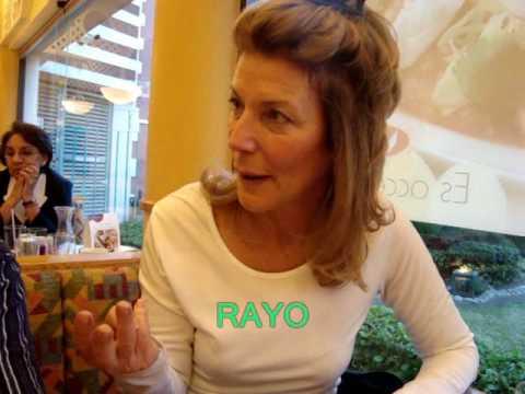 LINDA JO RIZZO COMIDA EN  MEXICO BY  RAYO