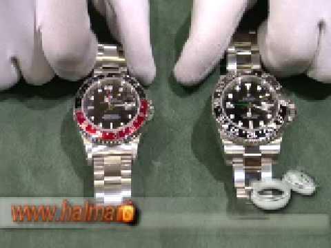 Rolex Gmt Vs Submariner