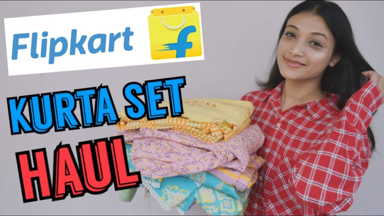 || Flipkart Kurta & Palazzo Set Haul || Daily Office/Party Wear Kurta Set Haul ||